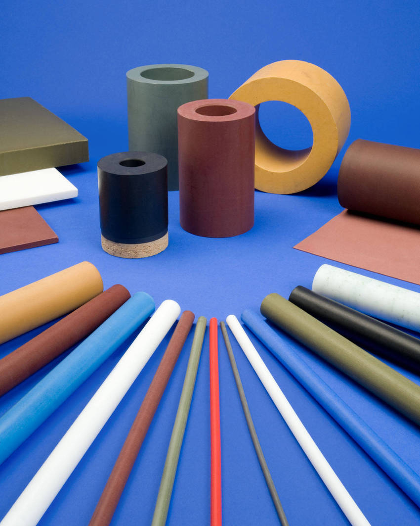COMPOUNDED (FILLED) PTFE - Machinable Plastics & Machined Parts